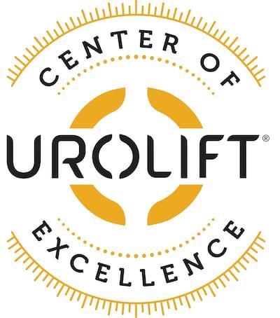Urolift Center of Excellence logo