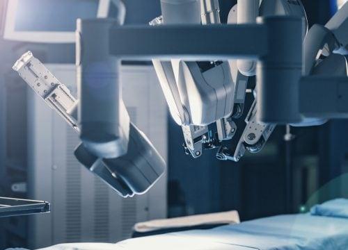 da Vinci Robotic-assisted Surgery